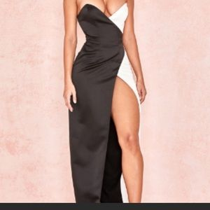 House of CB Clio gown. New with tag attached.
